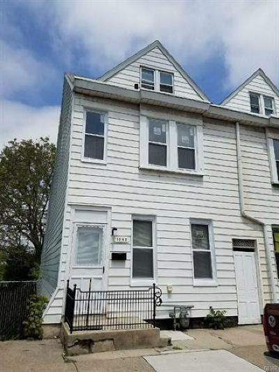 Single Family Home Available: 1043 Lehigh Street