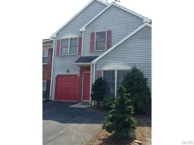 Macungie Borough Single Family Home Available: 346 Village Walk Drive