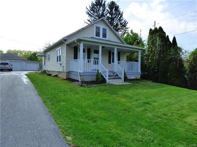 Single Family Home Available: 712 Main Street