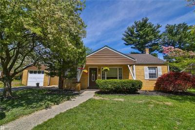 Allentown City Single Family Home Available: 1021 North 23rd Street