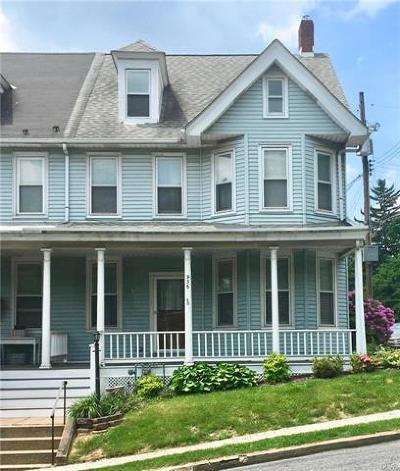 Single Family Home Available: 936 McCartney Street