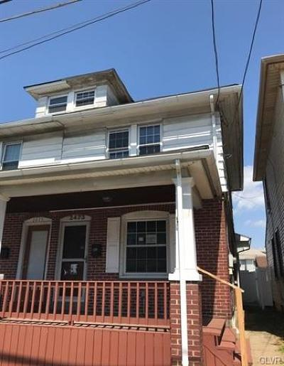 Single Family Home Available: 2473 Birch Street