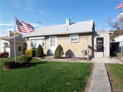 Single Family Home Available: 535 Juniata Street