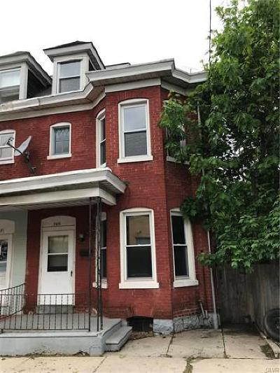 Multi Family Home Available: 705 Spruce Street