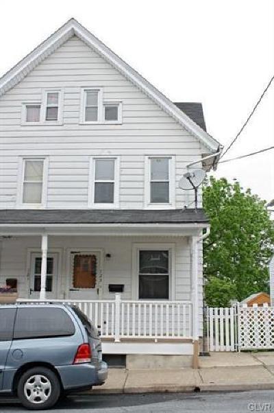 Bethlehem City Single Family Home Available: 123 East Ettwein Street