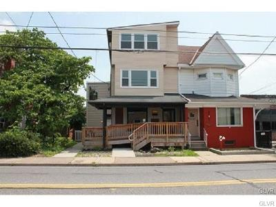 Emmaus Borough Single Family Home Available: 566 Chestnut Street #2