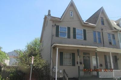 Multi Family Home Available: 110 South 9th Street
