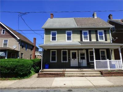 Bethlehem City Single Family Home Available: 338 6th Avenue