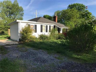 Single Family Home Available: 162 South Cedarbrook Road