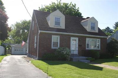 Single Family Home Available: 1761 Center Street
