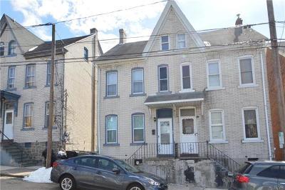Bethlehem City Single Family Home Available: 61 West Garrison Street