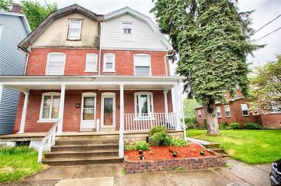 Hellertown Borough Single Family Home Available: 244 Northampton Street