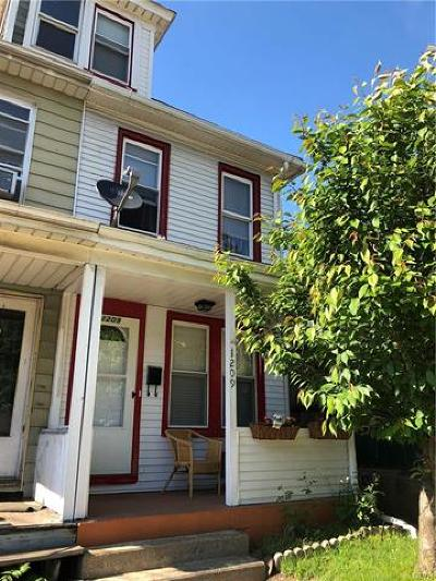 Easton Single Family Home Available: 1209 Wood Avenue