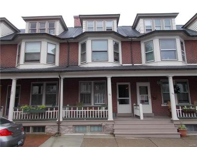 Single Family Home Available: 42 East Wall Street