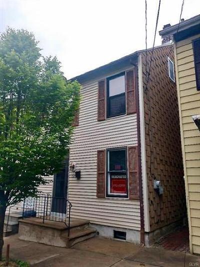 Single Family Home Available: 125 East Union Boulevard