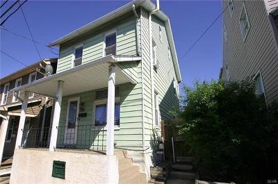 Single Family Home Available: 420 Race Street