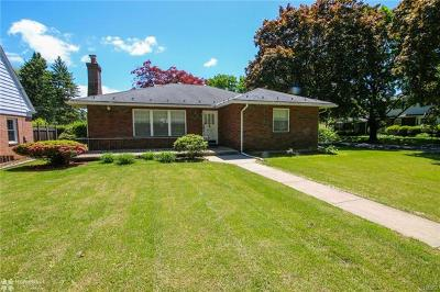 Single Family Home Available: 2722 West Washington Street