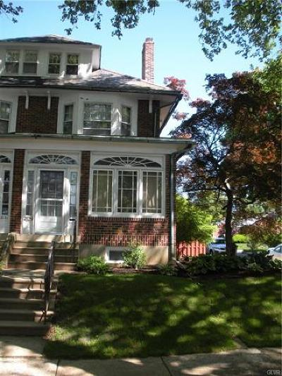 Single Family Home Available: 2129 West Highland Street