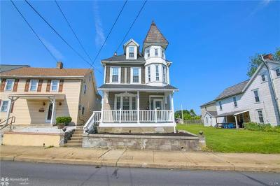 Single Family Home Available: 878 3rd Street