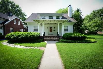 Single Family Home Available: 2710 West Greenleaf Street