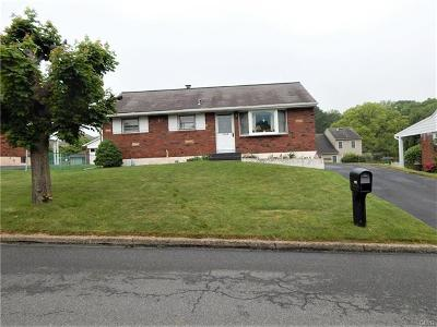 Bethlehem Twp PA Single Family Home Available: $179,900