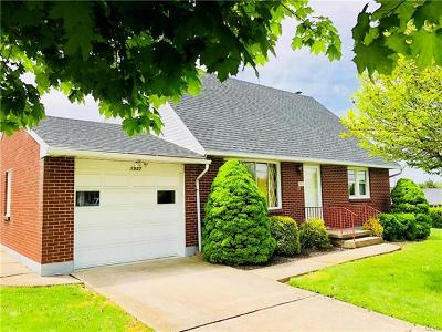 Allen Twp PA Single Family Home Available: $189,900
