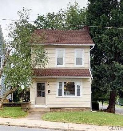 Single Family Home Available: 430 Church Street