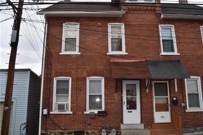 Multi Family Home Available: 719 Laufer Street