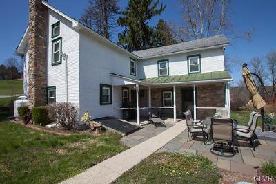Emmaus Borough Single Family Home Available: 4246 West Main Road West