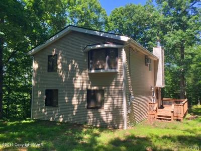 Pike County PA Single Family Home Available: $119,900