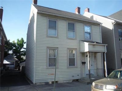 Bethlehem City Single Family Home Available: 47 East North Street