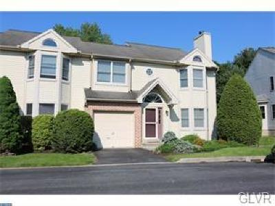 Macungie Borough Single Family Home Available: 198 Ridings