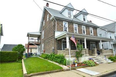 Northampton Borough Single Family Home Available: 1642 Washington Avenue