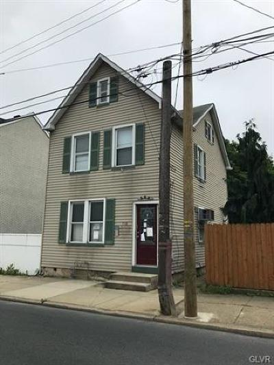 Single Family Home Available: 718 West Berwick Street