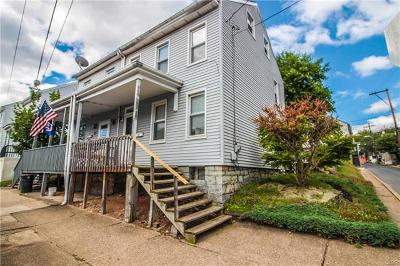 Multi Family Home Available: 31 South 14th Street