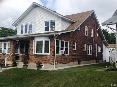 Emmaus Borough Single Family Home Available: 103 Elm Street