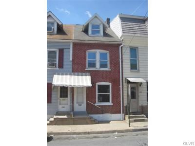 Single Family Home Available: 518 North New Street