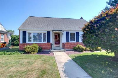Emmaus Borough Single Family Home Available: 419 North 1st Street