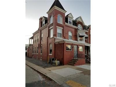 Multi Family Home Available: 114 North 13th