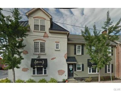 Hellertown Borough Single Family Home Available: 758 Main Street #2