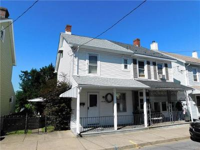 Single Family Home Available: 1026 2nd Street