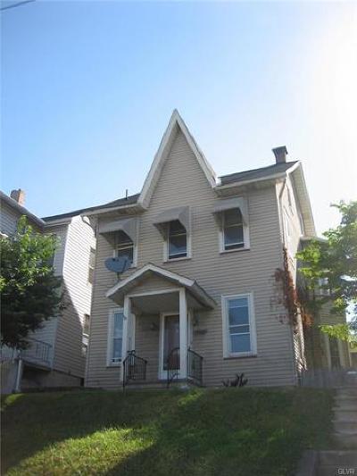 Northampton Borough Single Family Home Available: 2149 Main Street