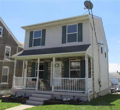 Northampton Borough Single Family Home Available: 1840 Washington Avenue