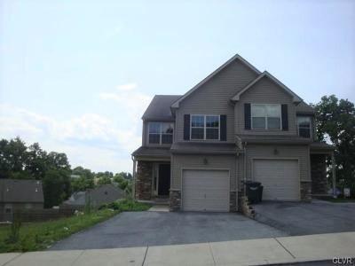 Northampton Borough Single Family Home Available: 410 East 7th Street