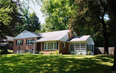 Single Family Home Available: 3517 West Highland Street