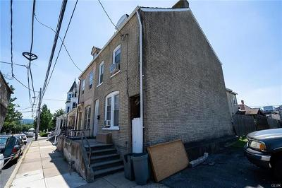 Multi Family Home Available: 32 North 2nd Street