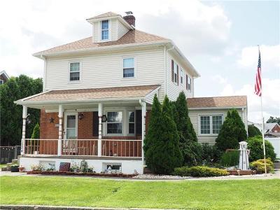 Single Family Home Available: 1024 Washington Street