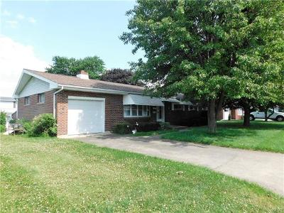 Single Family Home Available: 1159 8th Street
