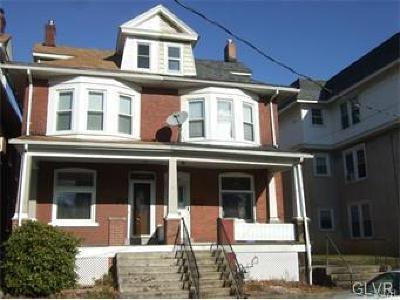 Single Family Home Available: 408 Prospect Avenue