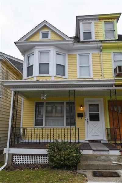 Single Family Home Available: 808 Spring Garden Street